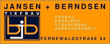 Jansen + Berendsen Schild