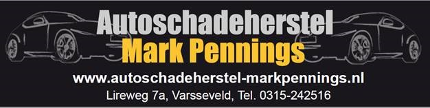 Autoschadeherstel Mark Pennings